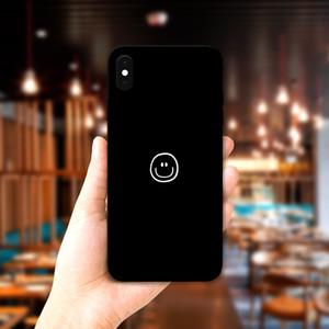 Capa TPU durável B41 para iPhone12Pro Capa de fundo macio protetor bonito
