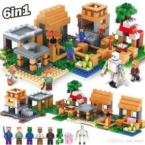 Compatible with Phantom Ninja building blocks village matching boys and girls children's building blocks toys 001