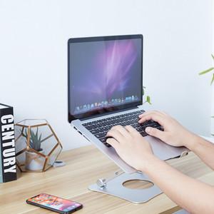 휴대용 테이블 홀더 높이 조정 가능한 데스크탑 노트북 노트북 접이식