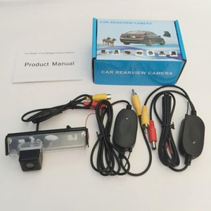 Rear View Camera For Mitsubishi Colt Plus 2004~2012   RCA Wired Or Wireless   HD Wide Lens Angle CCD Night Vision Camera car