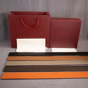 Мужская женщина пояса Повседневная гладкие пряжки Ремни 14 Стиль Дополнительная ширина 3.8см Высокое качество с коробкой