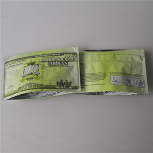 2020 New Arrival California Smellproof 10g mylar Bag Indoor Organic Gardens MAC1 Billy Boat Mylar Childproof Bags 420 Dry Herb Packaging