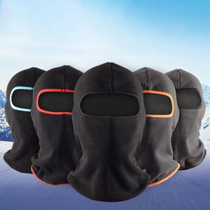 Tactical Fleece Balaclava Warm Full Face Mask CS Wargame Army Hunting Cycling Sports Helmet Liner Cap CP Scarf