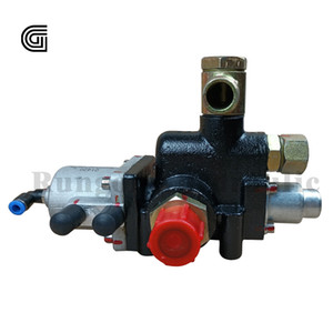 Pneumatic Directional Valve Dump Truck Tipper Hydraulic Control HYVA Slow Down Protect Safety Camion