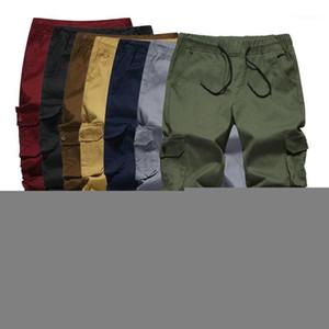 VOLgins Brand Hip-Hop Sweatpants Pantaloni da jogger da uomo Casual Slim Elastic Harem Mens Pantaloni da uomo Streetwear Pantaloni maschili1
