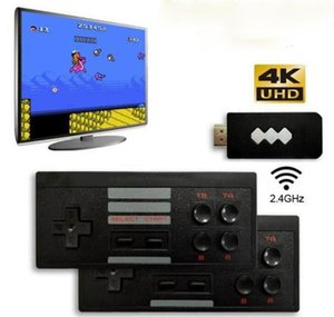 4K HD Video Game Player Wireless Handheld Game Joystick HDMI 600 AV 568 Retro Games Wireless Game Consoles vs 821 660 x12