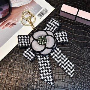 Neue Stil Blume Keychain Geschenke für Frauen Llaveros Mujer Car Tasche Zubehör Schlüsselring Halter Schmuck Zubehör EH354 H BBYLUV