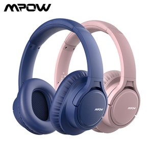 Mpow H7 Wireless Headphones Stereo Bluetooth Headphone Wired Wireless Mode With Microphone For Tablet PC For Xiaomi Huawei iOS Y1128
