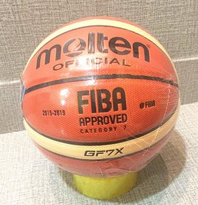 Venta al por mayor-407-Envío gratis Molten GG7 Baloncesto, al por mayor + Dropshipping