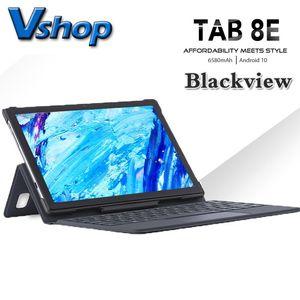 2020 New BlackView Tab 8e 10.1 polegadas Android 10 WiFi Tablet PC 3GB + 32GB 13MP câmera traseira 6580mAh Big Battery Octa Core