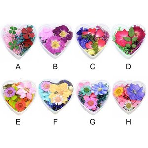1Box DIY Resin Pendant Jewelry Craft Household DIY Making Craft Real Mix Dried Flower Plants Nail Art Accessories