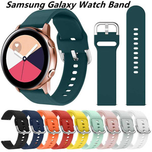watch band Bracelet Soft Silicone for Samsung Galaxy Watch Active 42mm Gear S2 Sport Strap For Huami Amazfit Bip Amazfit 2 Smart Watch belt