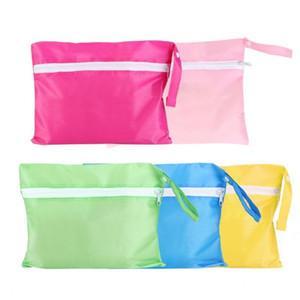 5PCS Portable Bag Storage Baby Out Diaper Bottles Clothes Changing Hang Stroller Storage Bag