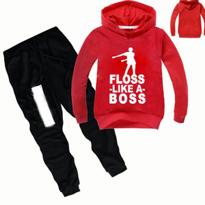 Z&Y 2-16Years Fall Fashion Kids Autumn Clothes Ninjago Party Hoodies Pants Boys Clothes Set Girls Outfit Kids Tracksuit LJ200915