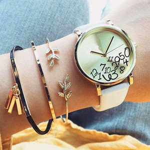 Kisswife 3pcs / Set New Fashion Women Donne lucido triangolo Triangolo Pendente Bangles Charm Elegante gioielli vintage accessori