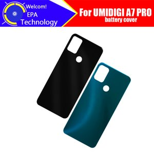 6.3 Zoll Umidigi A7 Pro Batterieabdeckung 100% Original Neue Robuste Back Case Mobiltelefon Zubehör für Umidigi A7 Pro