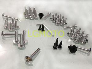 Für Honda CBR600F4 CBR 600F4 1999 2000 Motorrad CNC Aluminium Full Fouring Bolts Kit Körperarbeit Schrauben Nuss