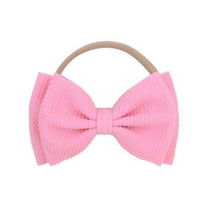 Candy cor sólido arco arco fita fita arcos headwear fotografia recém-nascido adereços meninas arco tiara tiara headwrap acessórios112 109 q sqcrgz