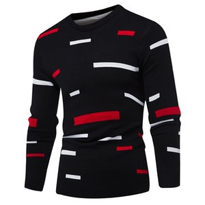 Sweater Pullover Men 2017 Male Brand Casual Mulit-Color Fashion Simple Sweaters Men Comfortable Hedging O-Neck Men'S Sweater