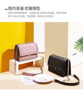 2020 latest design high-quality luxury women handbags famous shoulder bag messenger Soho bag handbag disco shoulder bag wallet 4 colors
