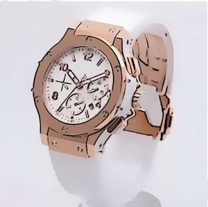 Vendas Hot Moda Rose Gold Silver Strap Movimento Autoamtic Movimento Mecânica Diamante Dress Mens Voltar Homens Relógios WristWatch F1 Watch