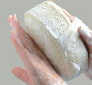 علم النبات الطبيعي ألياف حمام منشفة الإسفنج المنزلية اسفنج الإسفنج المحمولة لينة امتصاص المياه جيدة جديد وصول 3 65NN J2