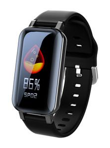 T89Pro TWS Binaural Wireless Bluetooth 5.0 Sports Smart Wristbands Blood Pressure Message Reminder Wristband Bracelet with earphone&watch