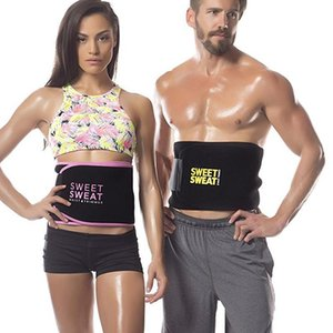 Women Men Adjustable Waist Support Protector Belt Neoprene Lumbar Back Sweat Belt Fitness Waist Trainer