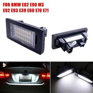 2x 24 LED License Plate Number Lights For E90 M3 E92 E70 E39 F30 E60 E61 E931