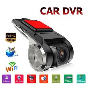 ADAS Car DVR Camera 1080P USB WIFI Android Dash Cam Auto Video Recorder Dash Camera1
