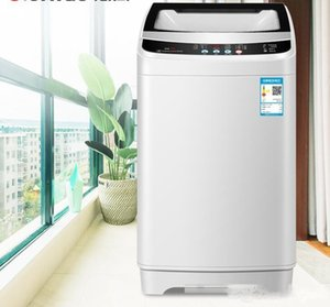 Household 7.5kg intelligent wind dry cleaning and drying one automatic washing machine Washer Dryer Combo Machines