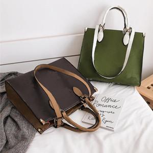 Totes de alta calidad Handbag Pursw Bolsas Top Calidad GM M MM Envío gratis 2020 Moda Mujeres Bolsos Envío gratis Wholesale monedero