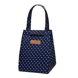 Reusable Insulated Lunch Bag Cooler Waterproof Tote Box with Hnadles for Woman Man Work Picnic or Travel