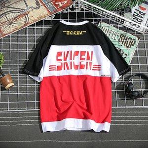 2021 nuevos hombres de verano de Eden África camiseta de béisbol de béisbol Hoop para alta calidad PA207 51CD