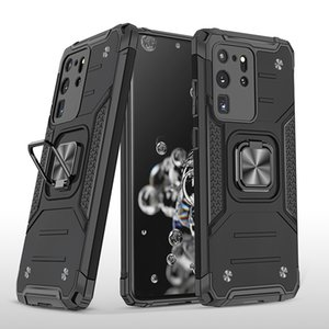 Uftmer Cover for Moto G9 Plus Case Magnet Metal Case for Moto G G7 G8 G9 Power Lite Plus Play US Version Armor Shockproof Cover