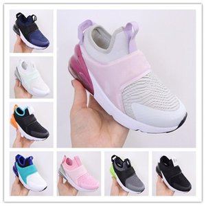 Baby Kids Designer Shoes Children 270 Running Shoes Toddler Sport Sneakers for Boy Girl Schuhe 270s Trainers Size 22-35