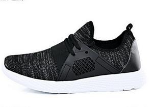 Top Quality Mens Sneaker Sapatos Ultralight Respirável Malha Running Sapatos Antiskid Sapatos de Desporto Ao Ar Livre Mão Feito Macho Male Casual com Caixa