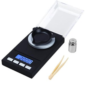 100g 0.001g Portable Pocket Scale LCD Mini Jewelry Scales Precision Digital Kitchen Scale Electronic Digital Scale GWC3963