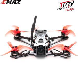Emax Tinyhawk II Freestyle 115mm 2.5 дюймов F4 5A ESC FPV Racing RC Drone BNF версия Frsky Совместимый обновление FPV Drone