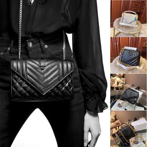 2021 Yeni Klasik Tasarımcı Çanta Kadınlar Omuz Çanta Renkler Feminina Debriyaj Tote Lady Çanta Messenger Çanta Çanta Alışveriş Tote