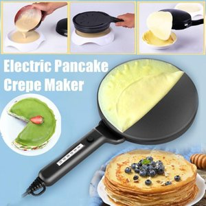 4 type 220V Electric Crepe Maker Pizza Pancake Machine Non-stick Griddle Baking Pan Cake Machine Kitchen Cooking Tools Crepe1