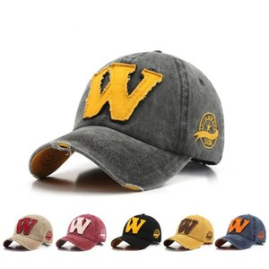 2021 New Baseball Cap for Men and Women Cotton Cowboy Hat Fashion Snapback Hats Boy Girls Visors Caps Peaked Hats Unisex Bonnet