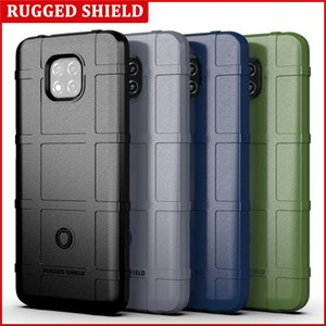 TPU Rugged Shield Armor Phone Cases For Moto G Power 2021 E7 2020 LG Stylo 7 6 K92 K51 5G Case Shockproof Design