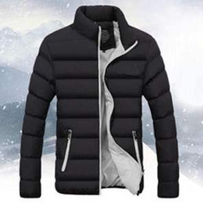 Mens Winter Jacket Puffer Jacket Hooded Thick Coat Jacket Men High Quality Jackets Men Women Couples Parka Winter Coat