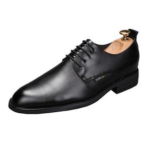New Men Dress Sapatos Tendência Matte Groom Sapatos Homens Oxford Sapatos Mocassins Tamanho Grande: US 6.5-US10 262