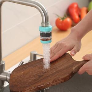 Faucet de la cocina a prueba de salpicaduras a prueba de salpicaduras con ducha de agua con agua giratoria de agua pulverizador de la boquilla de la boquilla del grifo del agua protector de ducha