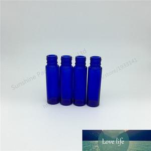 ential oil glass bottle, 1 3 oz blue glass roll on bottle, 10cc cobalt blue perfume roller vial