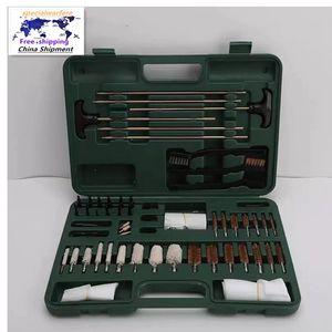 Limpieza universal Stick Tube Cepillo Conjunto de pistola Caja de aluminio Caja de cobre Tubo de acero Cepillo de alambre Limpieza Herramienta de limpieza