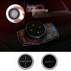 Carive أزرار السيارات الوسائط المتعددة غطاء م شعار ملصقات ل E46 E39 E60 E90 E36 F30 F10 X5 E35 E34 E30 F20 E92 E60 M5