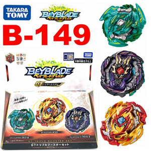Original takara Tomy Beyblade BURST Booster GT B149 Triple Booster Set Lord Spriggan with original box Z1119
